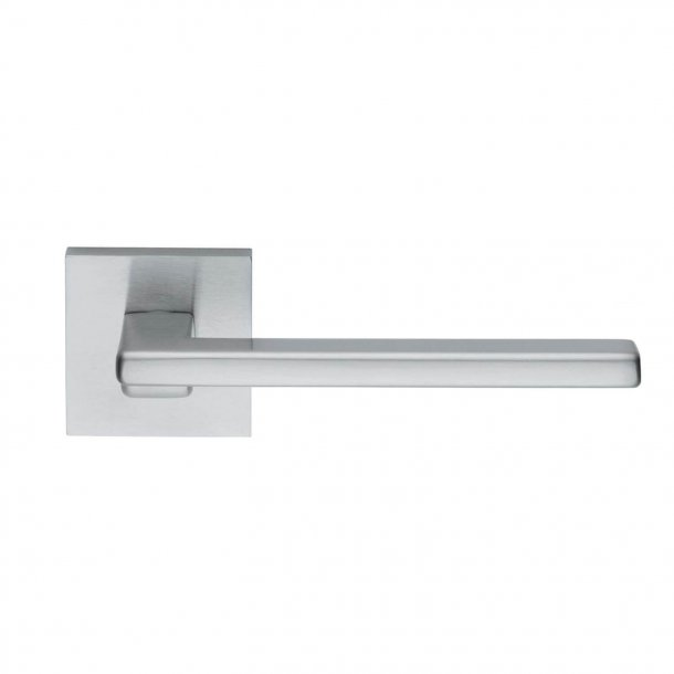 Door handle H1044Q Oberon Q, Interior, Satin Chrome