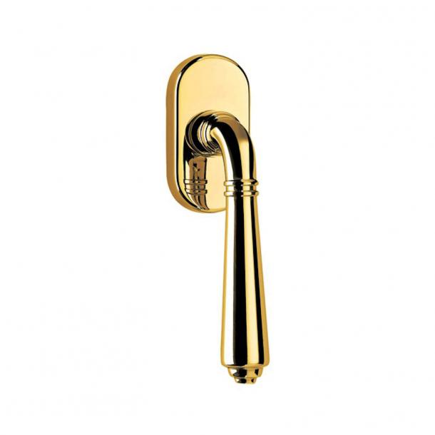 Window door handle - Brass -  Model H1034F