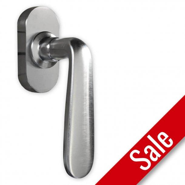 Patio door handle, Satin Chrome, Model H1020F
