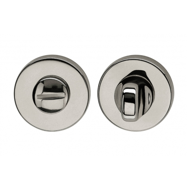 Privacy lock - Satin nickel - K1704 R - Valli&Valli