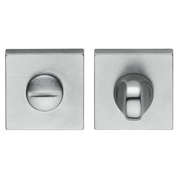 Blokada prywatności do WC - K1740 R - Chrom satynowy - K 1740 R6-7-8 BZG - Valli&Valli