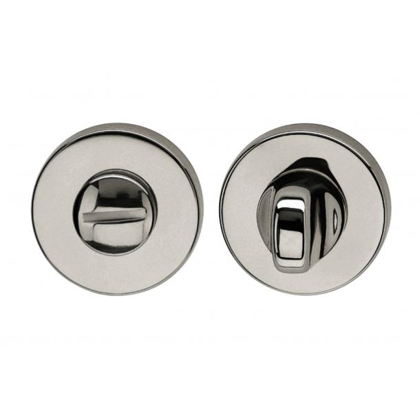 Blokada prywatności do WC - Satynowy nikiel -  K1704 R - Valli&Valli
