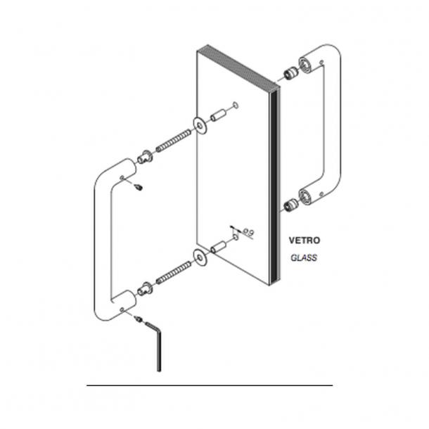 Uzupełniające akcesoria i systemy mocowań - X 0528