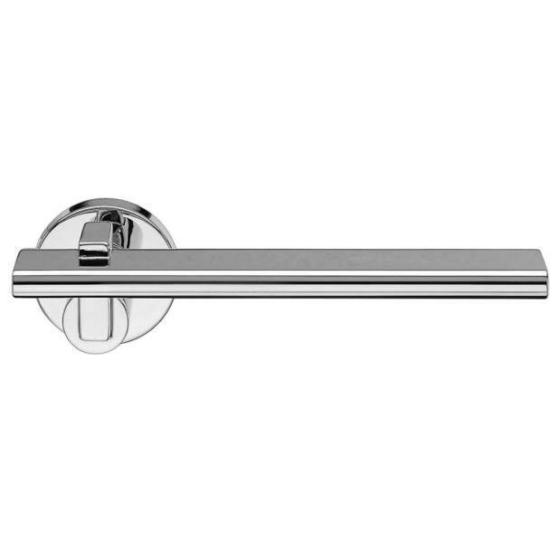 Design Türgriffe H335, Chrom poliert