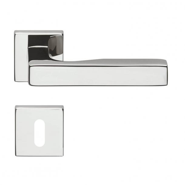 Design door handle H311, Chrome