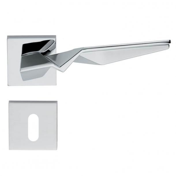 Design door handle H356, Chrome