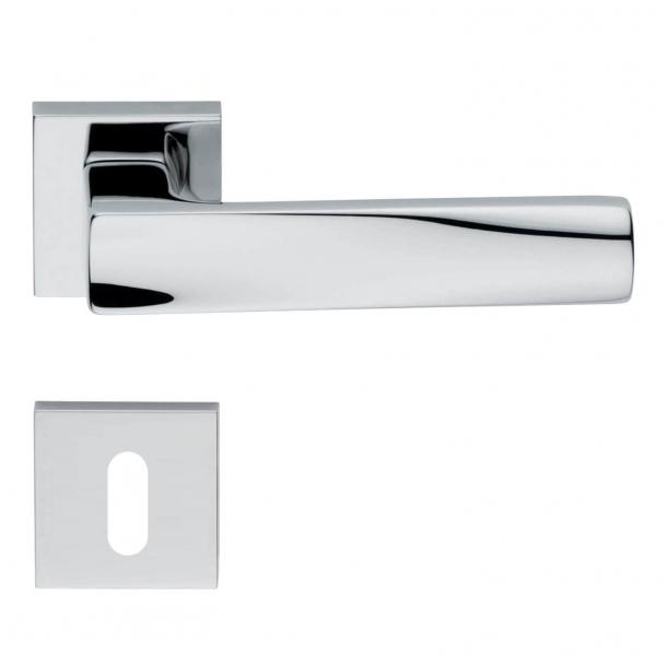Design door handle H367, Chrome