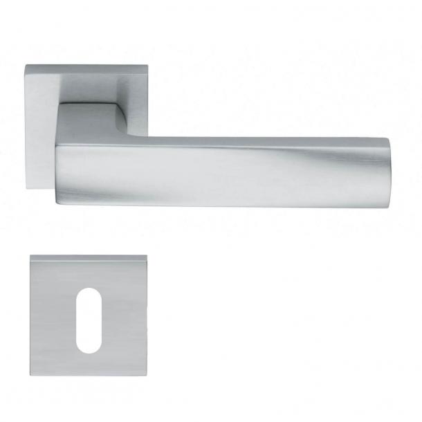Design Klamka H367, Chrom Satyna