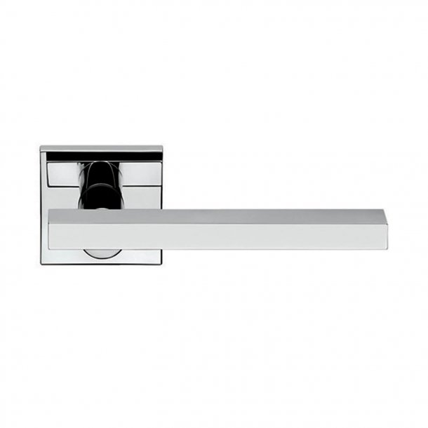 Design door handle H358, Chrome