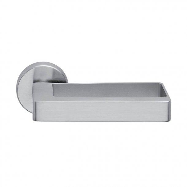 Design door handle H350, Satin Chrome