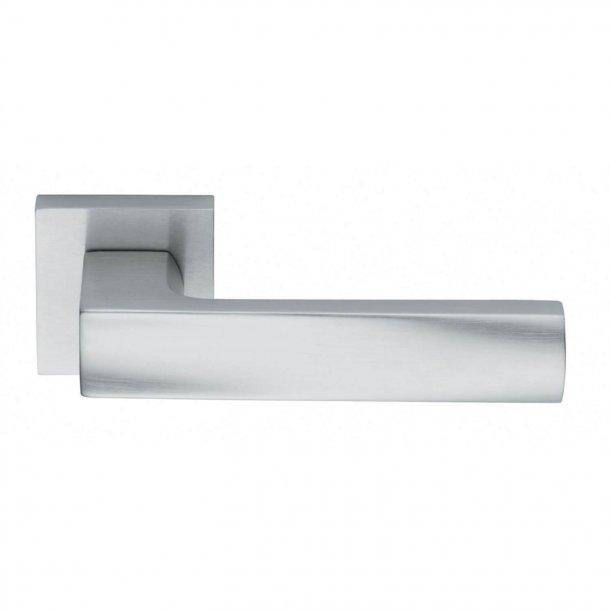 Design door handle H367, Satin Chrome