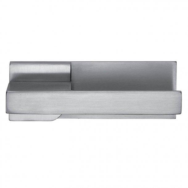 Design dørgreb H344, Mat krom