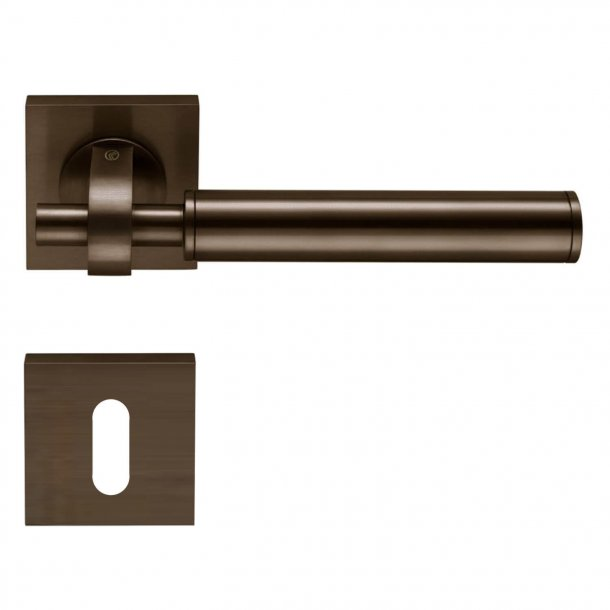Design door handle H377 - Dark Bronze