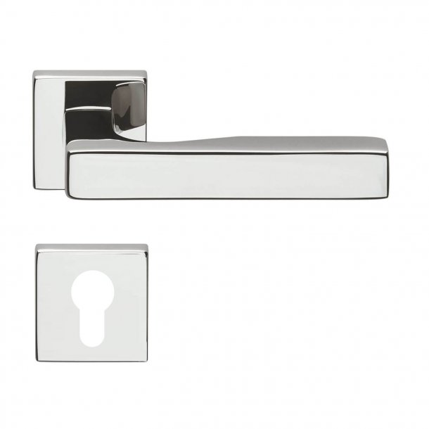 Design door handle H311, Chrome
