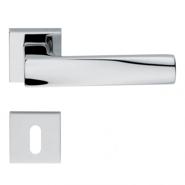 Design door handle H367, Chrome