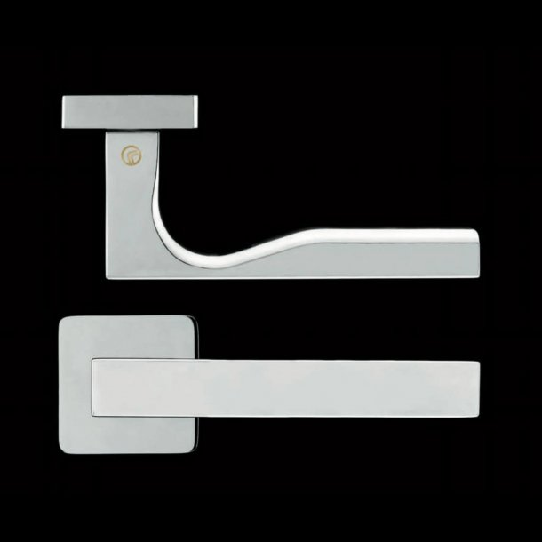 Design door handle H364, Chrome