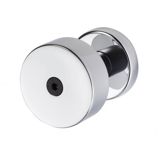 Door Knob - Chrome - 55 mm - Model K1055